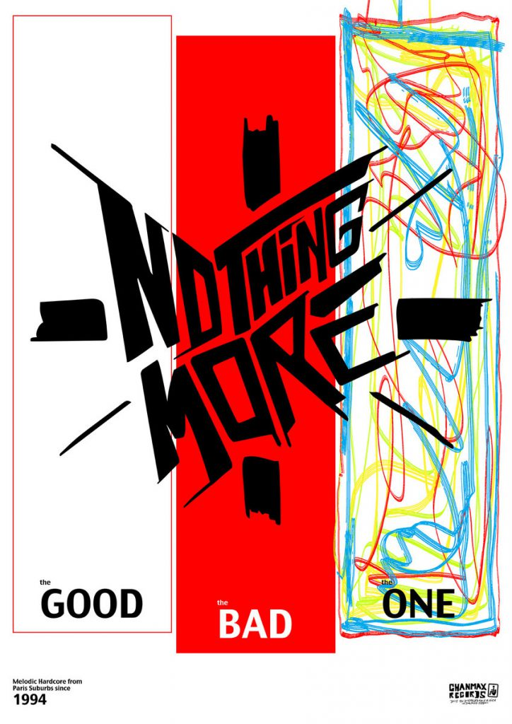 NOTHING MORE – the good, the bad, the one