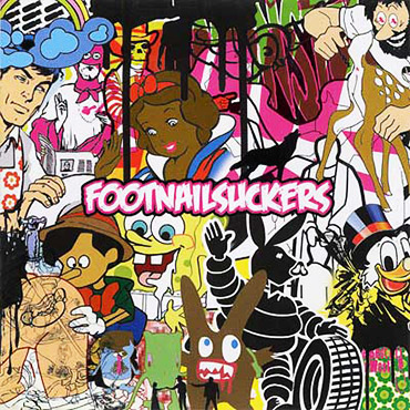 FOOTNAILSUCKERS – angel of dance