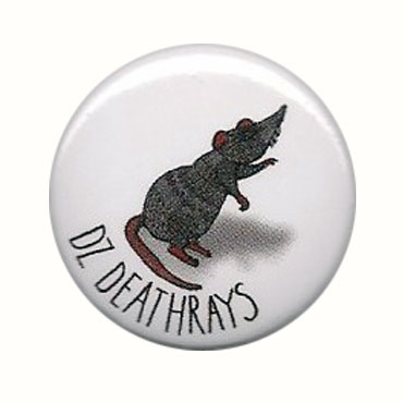 DZ DEATHRAYS – badge